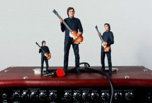 Paul McCartney i ulike størrelser