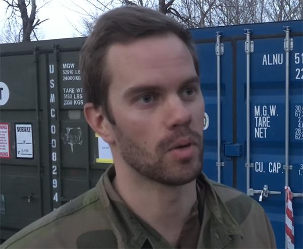 – Dette kan virkelig revolusjonere måten Forsvaret tenker etterforsyning på, sier Christian fra FFI.